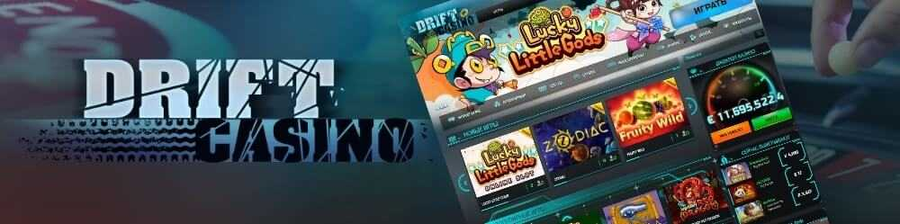 скачать Drift casino android